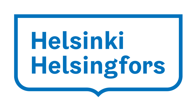 Helsinki Helsingfors -logo