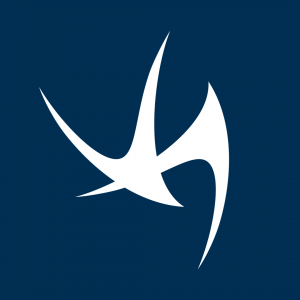 """Urhean logo """"pääskyset"""""""