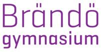 Officielt logo av Brändö gymnasium