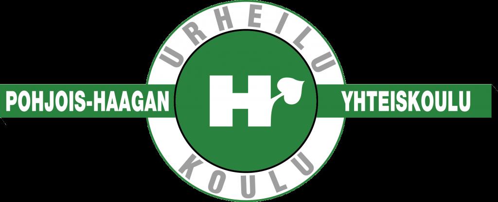 Pohjois-Haagan yhteiskoulun virallinen logo